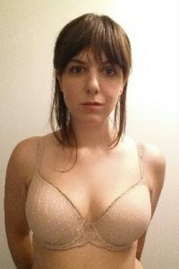 34DD Wacoal Reveal T-Shirt Bra in Toast