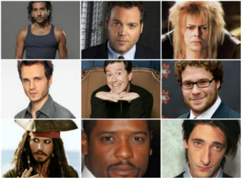 Made a lil collage of famous men that I think are sexy, if anyone was wondering.